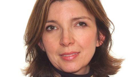 Portrait Anne-Cécile Vivien, auteur ISBL
